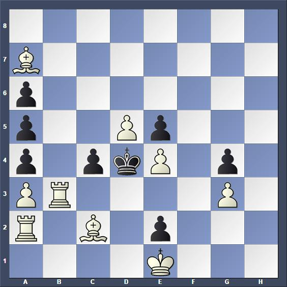 Schach Schachproblem Cook