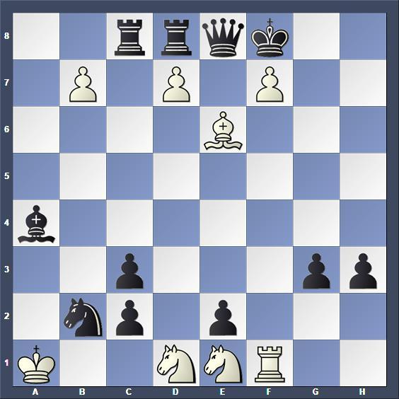 Schach Schachproblem Schweig