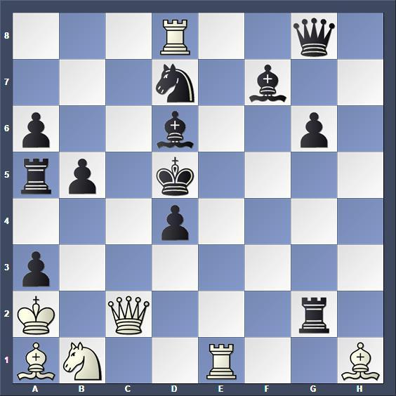 Schach Schachproblem Páros