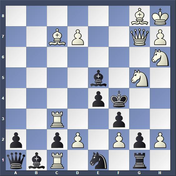 Schach Schachproblem Kovacs
