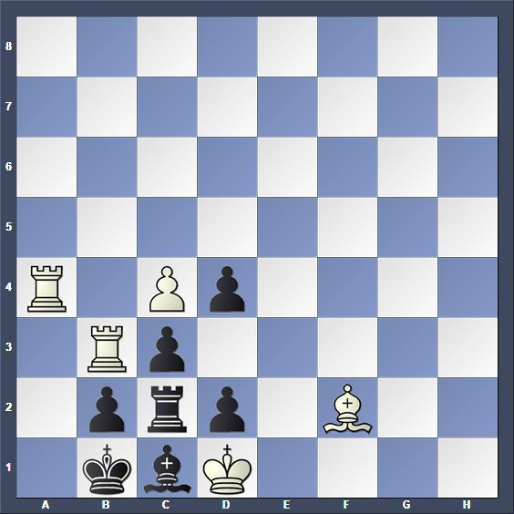 Schach Schachproblem Tüngler
