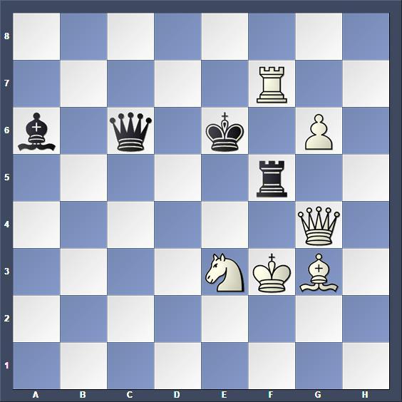 Schach Selbstmatt Hynönen