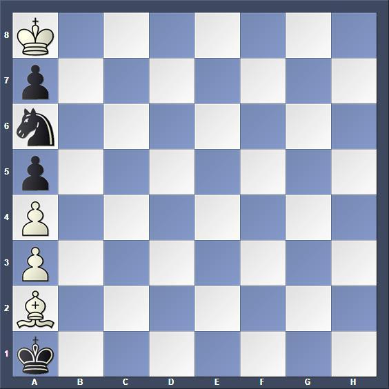Schach Schachproblem Menkis