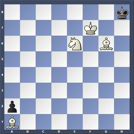 Schach Schachproblem Smook