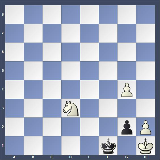 Schach Schachproblem Coufal