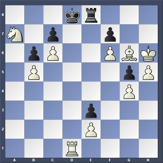 Schach Hilfsmatt Simonet