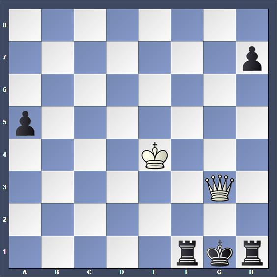 Schach Hilfsmatt Kniest