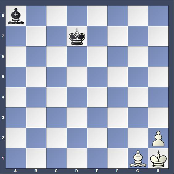 Schach Selbstmatt Herland