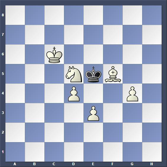 Schach Schachproblem Neilson