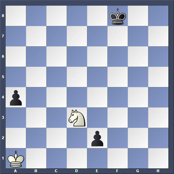 Schach Schachproblem Schneider