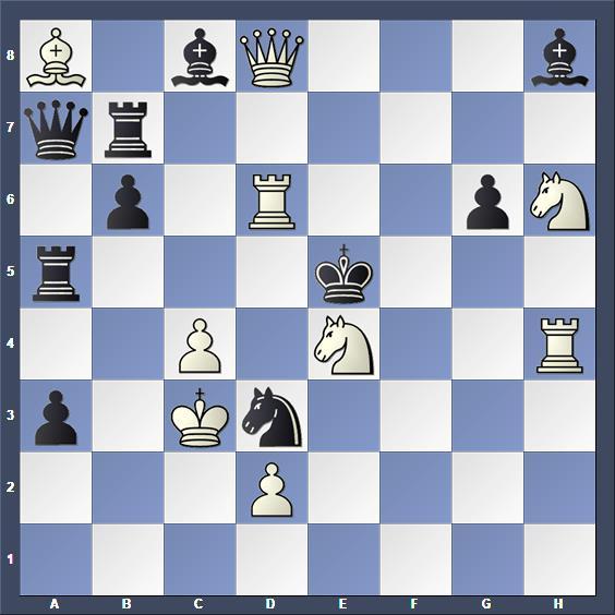 Schach Schachproblem Tafferner