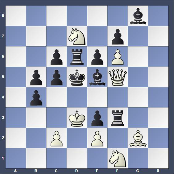 Schach Schachproblem Fillery