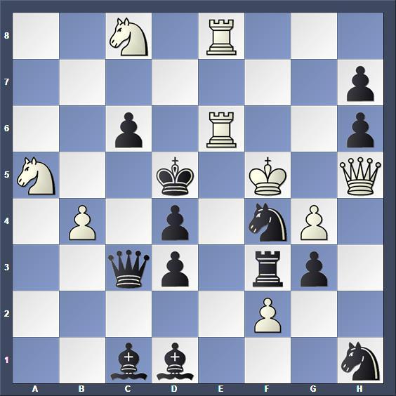 Schach Schachproblem Gedda