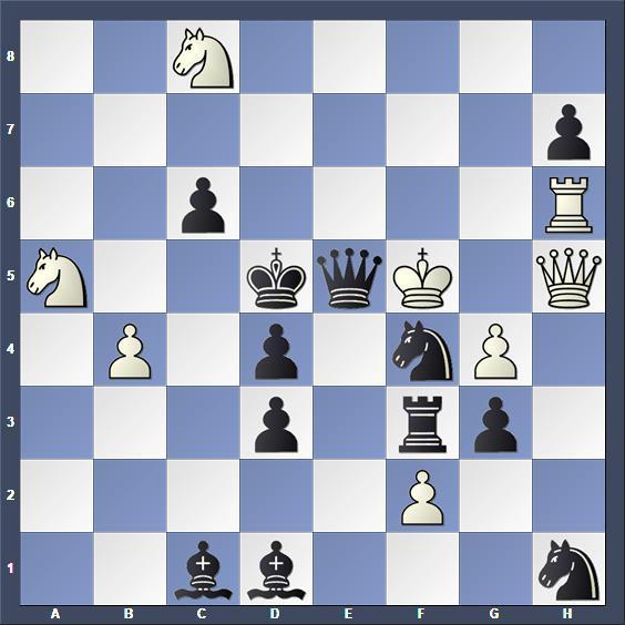Schach Selbstmatt Gedda