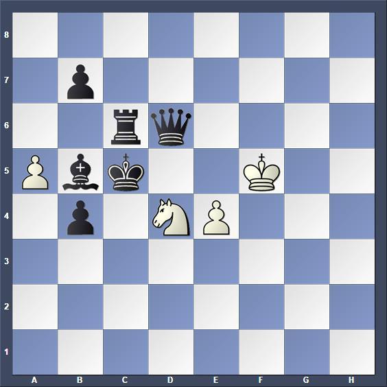 Schach Schachproblem Schlosser