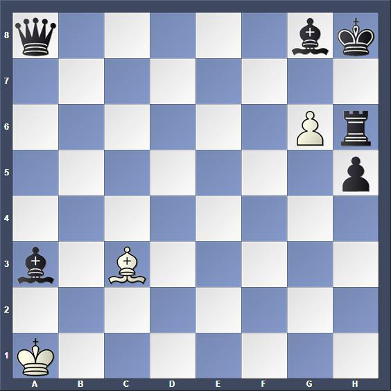 Schach Hilfsmatt Hutya