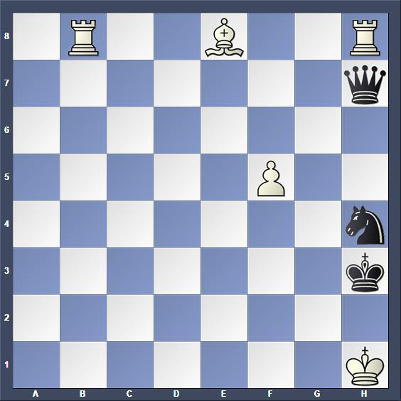 Schach Schachproblem Laborczi