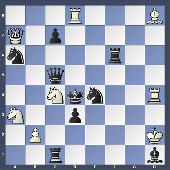 Schach Hilfsmatt Haymann