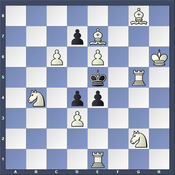 Schach Schachproblem Knuppert