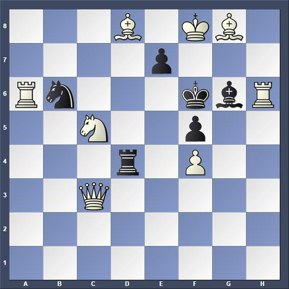 Schach Schachproblem Henrych
