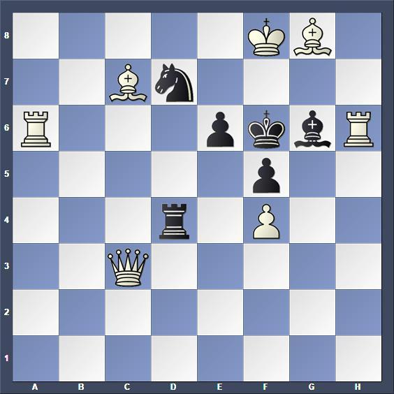Schach Selbstmatt Henrych