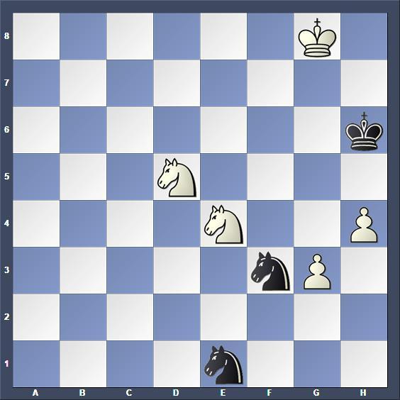 Schach Studie Havasi