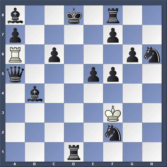 Schach Schachproblem Maggi