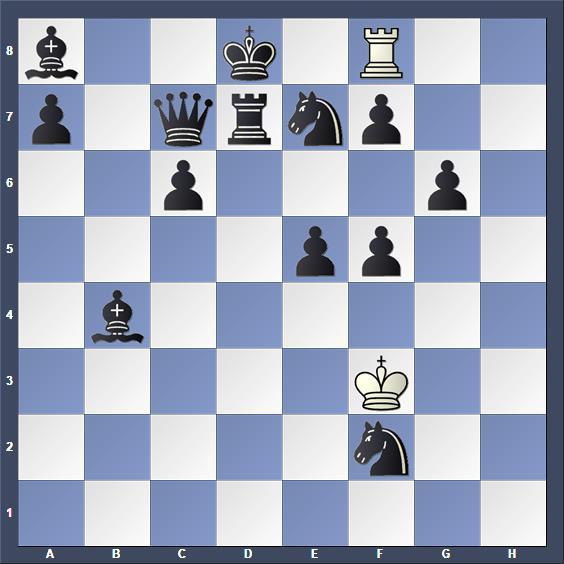 Schach Hilfsmatt Maggi
