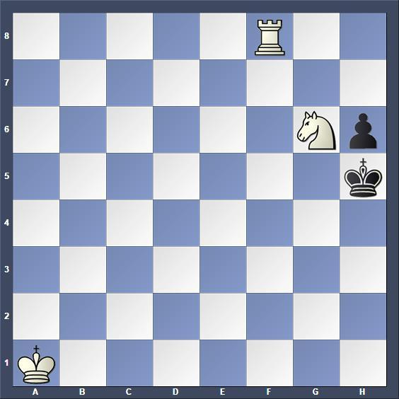 Schach Schachproblem Csoltó