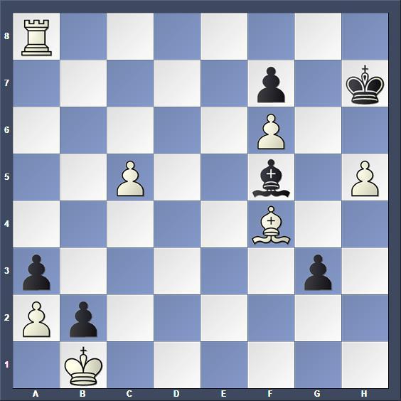 Schach Selbstmatt Csák