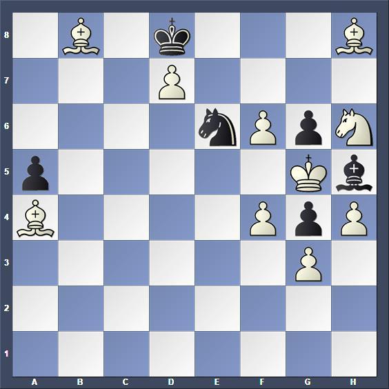 Schach Selbstmatt Varga