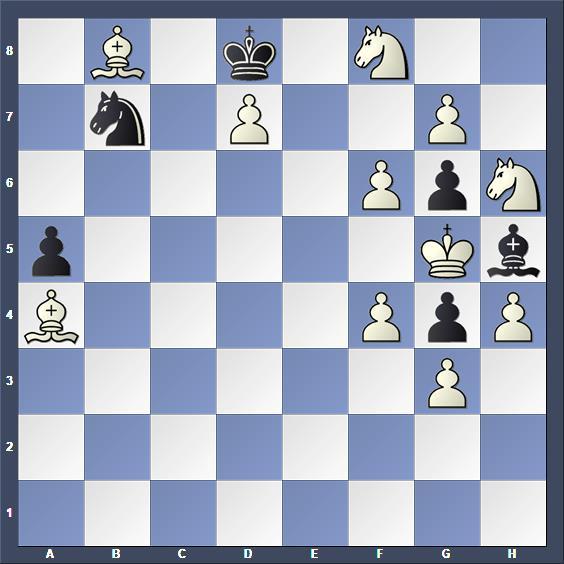 Schach Schachproblem Varga