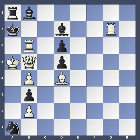 Schach Schachproblem Harl