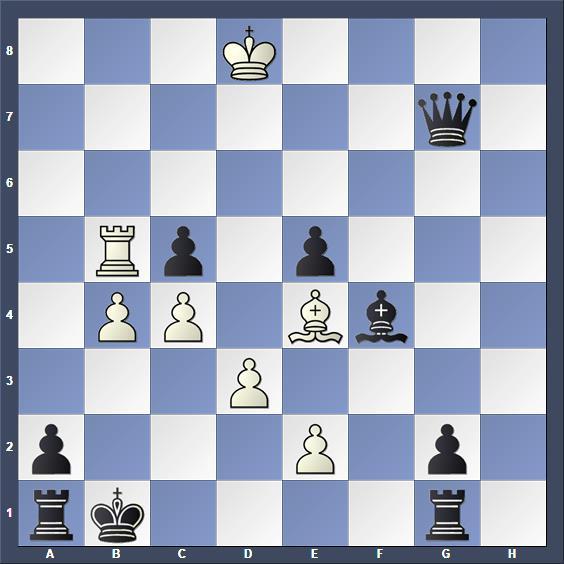 Schach Schachproblem Martoudis