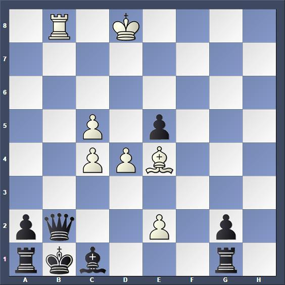 Schach Hilfsmatt Martoudis