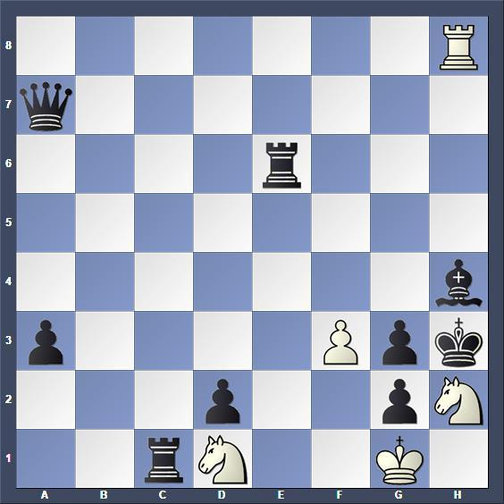 Schach Selbstmatt Trifunovic