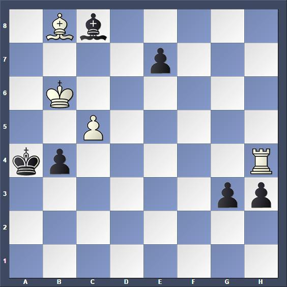 Schach Schachproblem Gorgiewski