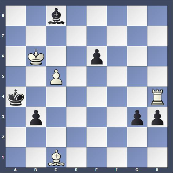 Schach Hilfsmatt Gorgiewski