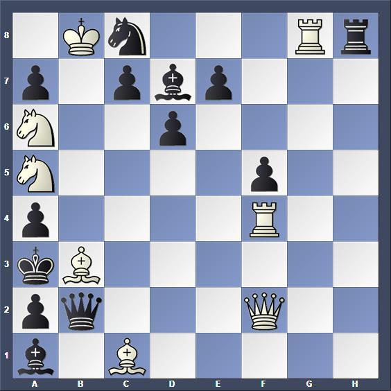 Schach Schachproblem Ellerman