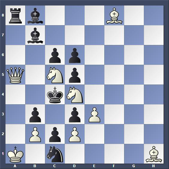 Schach Schachproblem Pituk