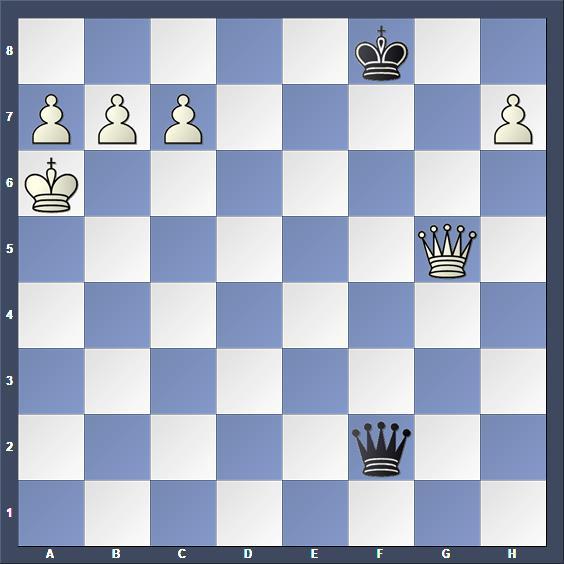 Schach Schachproblem Sphicas