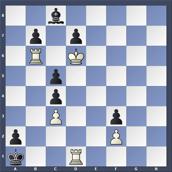 Schach Schachproblem Wörner