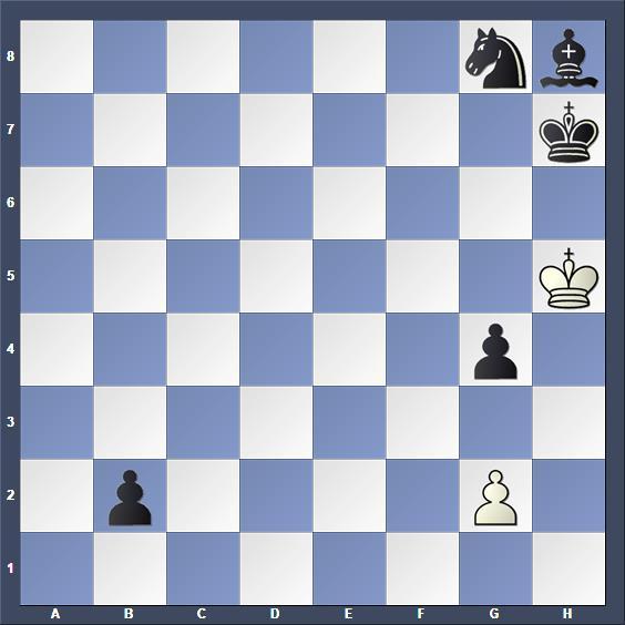 Schach Schachproblem Kardos