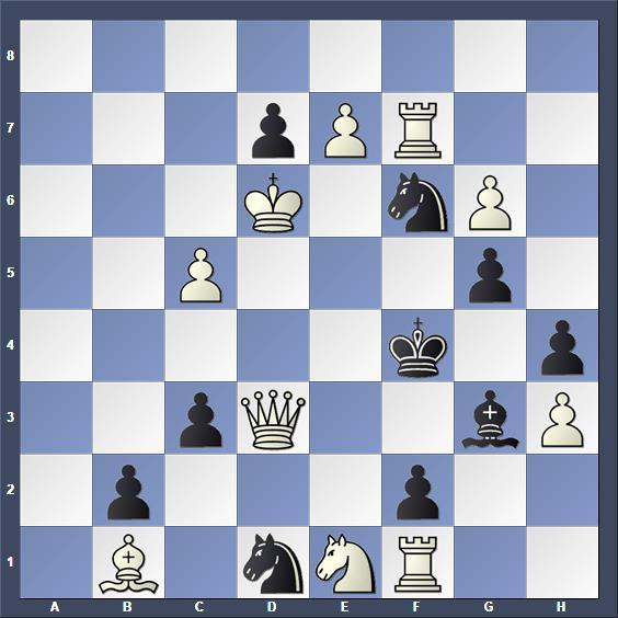 Schach Schachproblem Fiedler