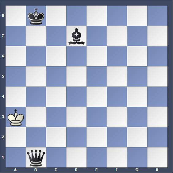 Schach Studie Sehwers