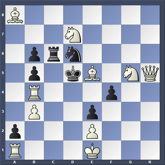 Schach Schachproblem Dulbergs