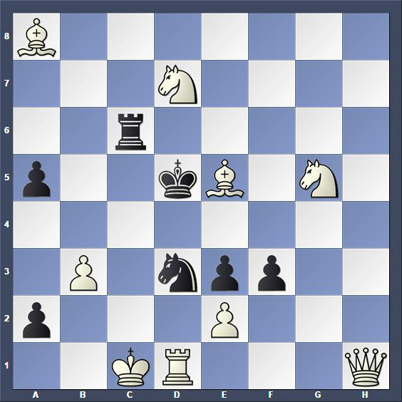 Schach Selbstmatt Dulbergs
