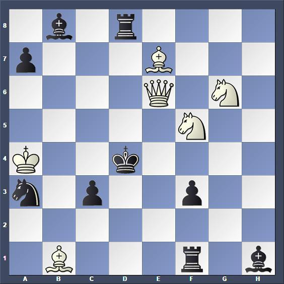 Schach Schachproblem Kruk