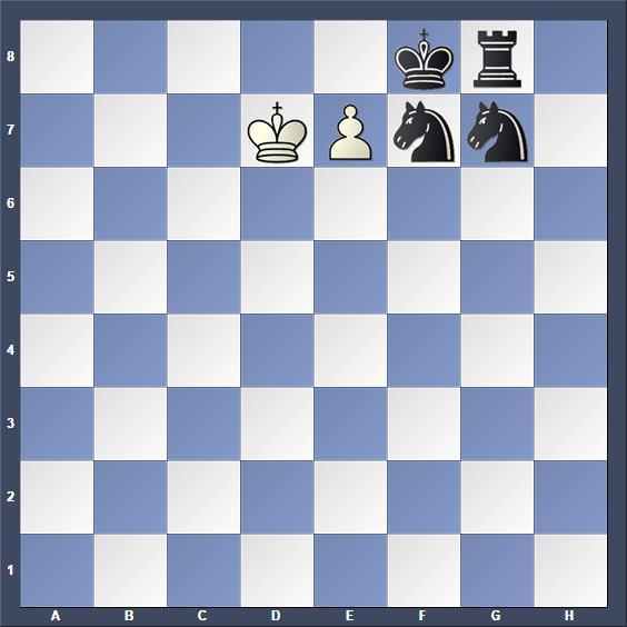 Schach Hilfsmatt Albert