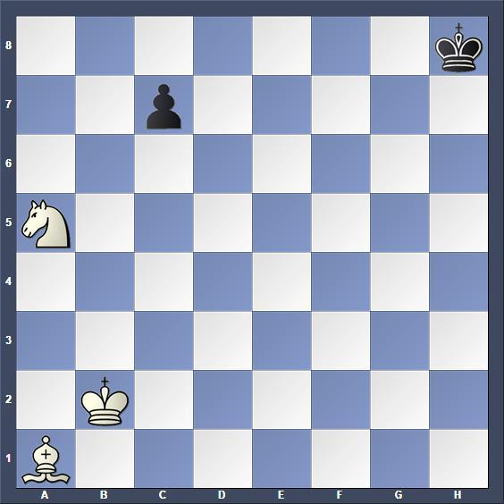 Schach Schachproblem Pitkänen